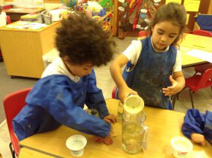 Year 1 stir up dinosaur potions