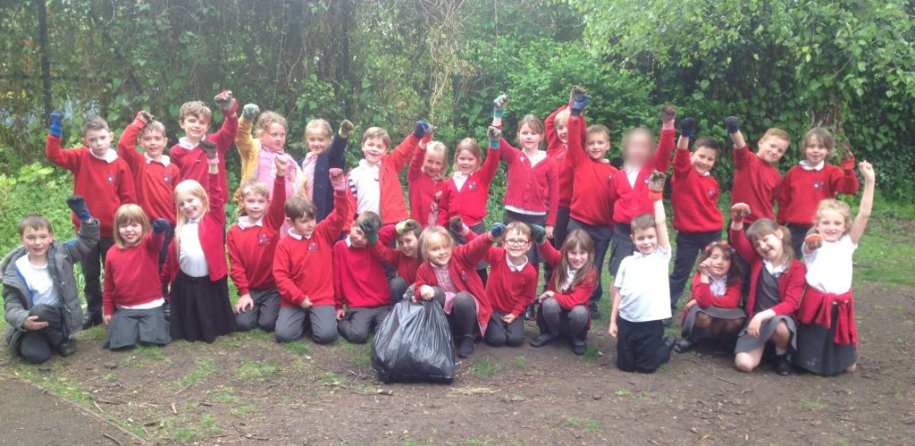 Year 2 are Eco-Warriors!
