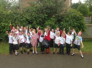 Year 2 are Eco Warriors