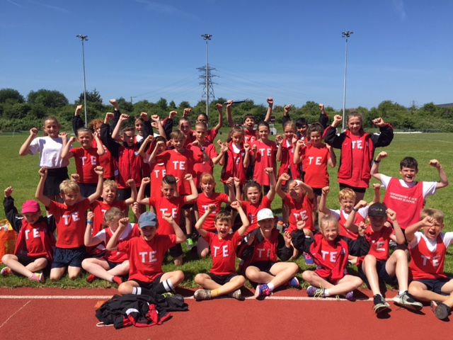 Category Sport: Tewkesbury C Of E Primary