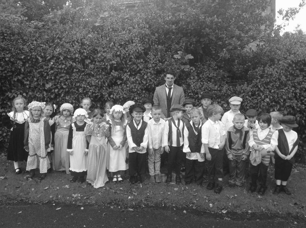 Year 2's Victorian School Day!