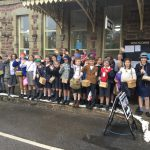 Year 6 evacuation day experience