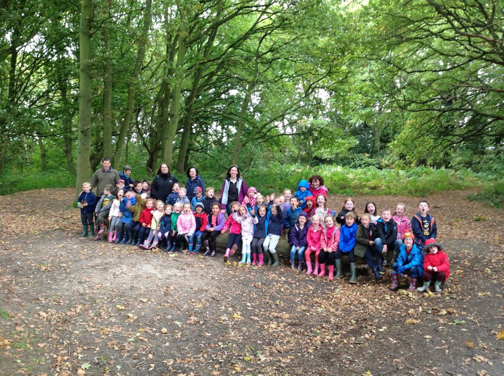 Year 2 Kingswood Trust residential