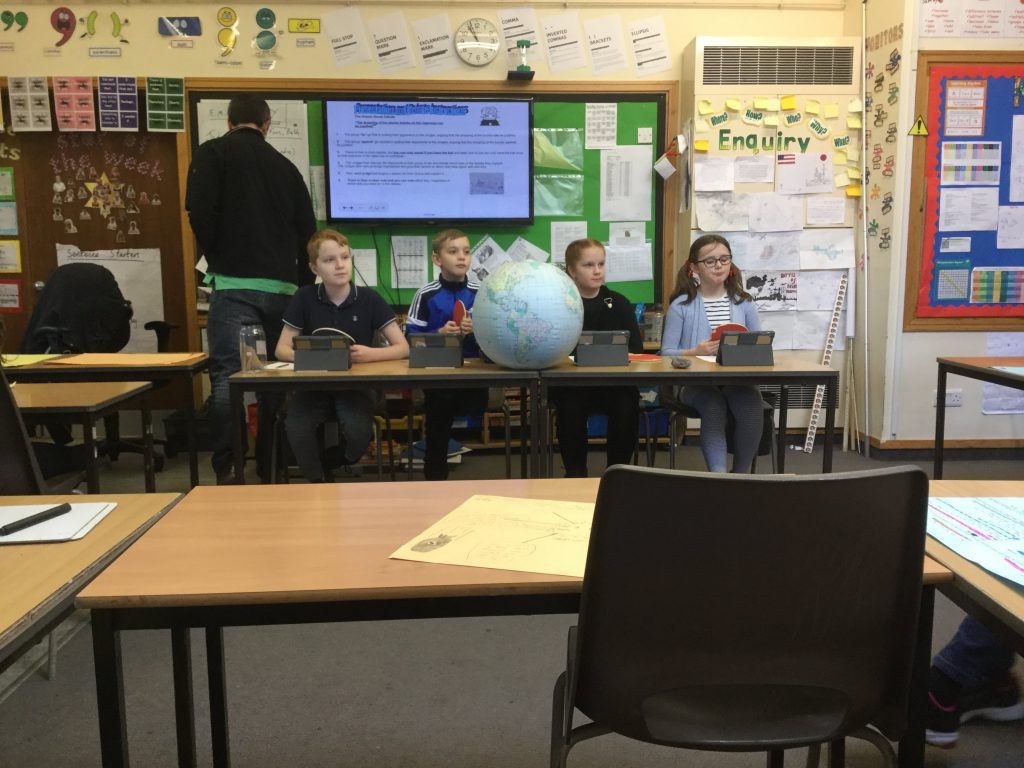 Year 6 Atomic debate