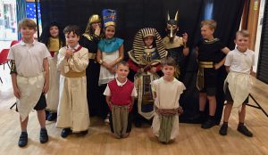 Year 4 Experience Ancient Egypt!