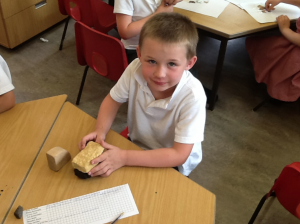 Materials in Year 1