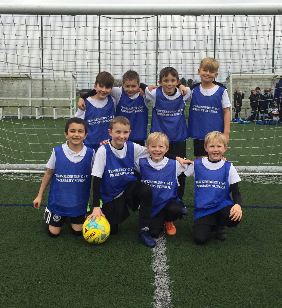 Year 3 & 4 Football League