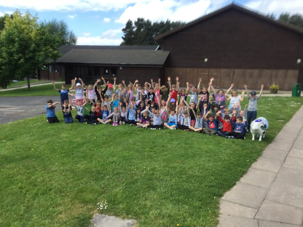 Year 4 Residential Visit- Monday 20th May