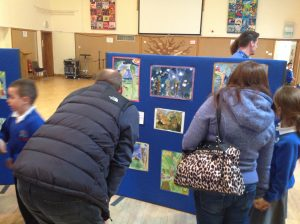 Year Three host Rousseau exhibition