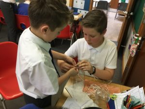 Year 6… Survival Week