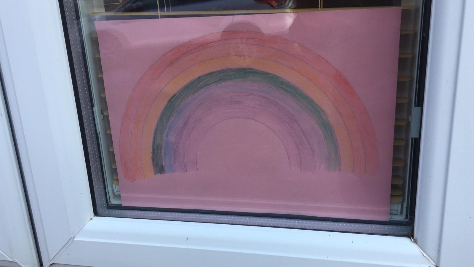 Pre – School Home Learning Activity: Rainbows!