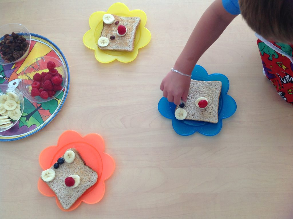 Teddy Bear's Picnic in Pre – School!