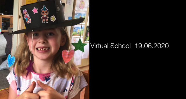 C of E's Virtual School – 19.06.2020
