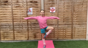 Virtual Sports Week – The Importance of Exercise
