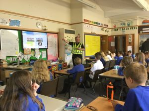PC Pete Curtis Visits Year 6