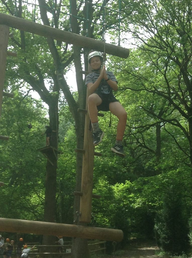 Year 6 Oaker Wood Residential- Monday